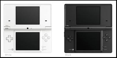 NDSI blanca y negra con vista Frontal