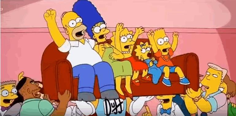 Kesha - Tik Tok · Intro los Simpsons
