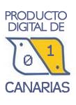 Producto Digital de Canarias bits