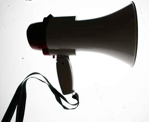 Megafono Comunicando!!