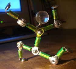 robot practica el kaisen en xelso.com