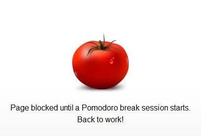 Tomato Strict Pomodoro