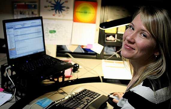 Evita parte del estrés y la carga emocional de trabajo en la oficina.