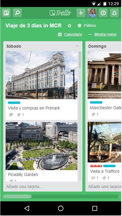 Como ver Trello en Android - Guía de Trello