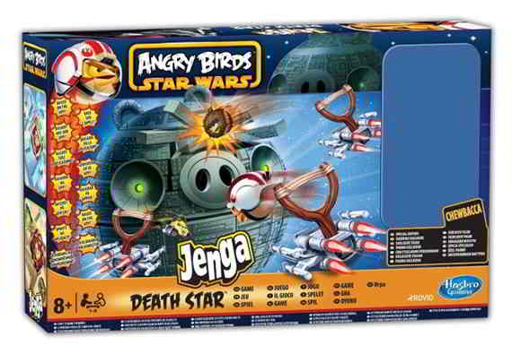 Regalos para Geek, Angry birds Star Wars
