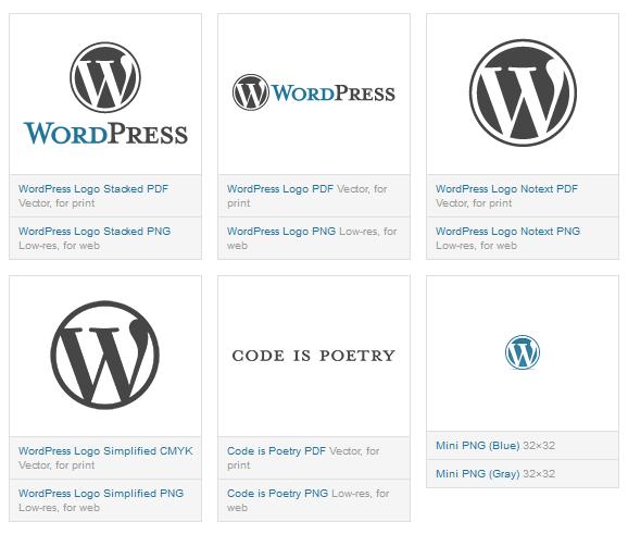 Logos y recursos
