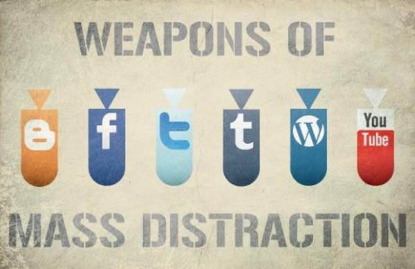 Armas de distracción Masiva
