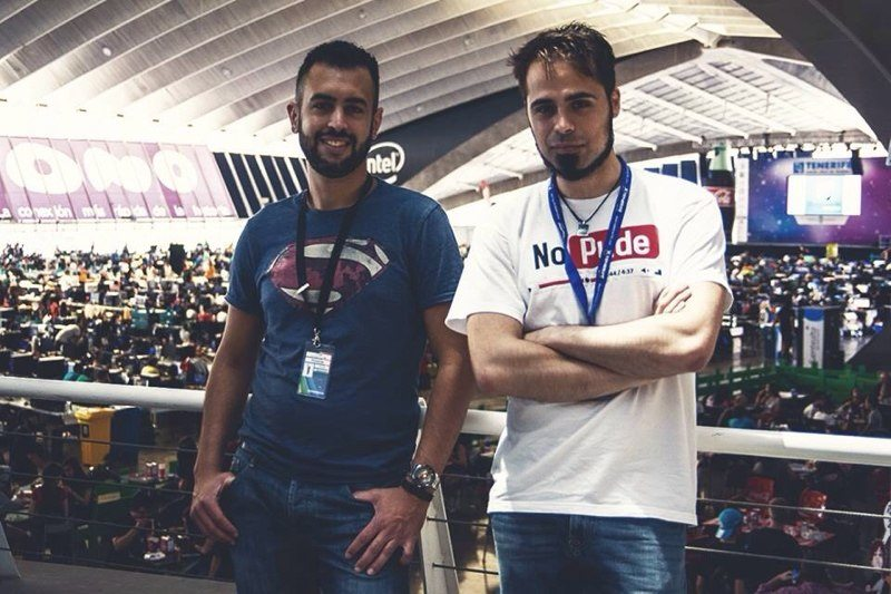 manz-xelso-jose roman y jacob rodriguez - Tenerife Lan Party - growth hacking